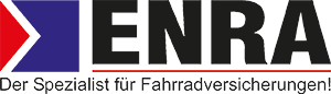 ENRA Fahrrad-Versicherung Logo