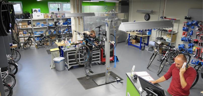 Werkstatt Montageständer