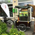 Charly Huber Straßenkreuzer-Verkäufer