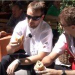 DTM Auditeam Nico Müller, Jamie Green und Stromer ST2