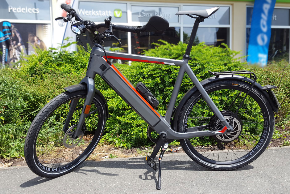 Bikefitting Stromer ST2