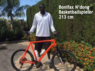XXL Bikes für grosse Personen