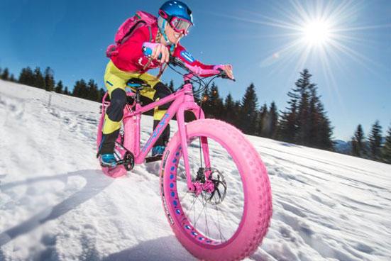 Maxx FatBike Pink