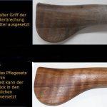 Velospring_Griffe-pflegen