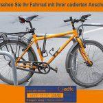 Aktionstag: Fahrrad-Codierung