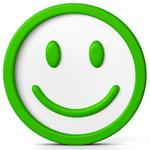 Smiley positiv