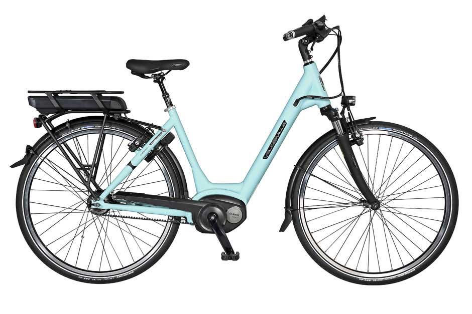 City-Bike Velo de Ville CEB 800 Riemenantrieb
