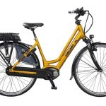 Citybike - Vello de Ville CEB 800 Holland in gelb