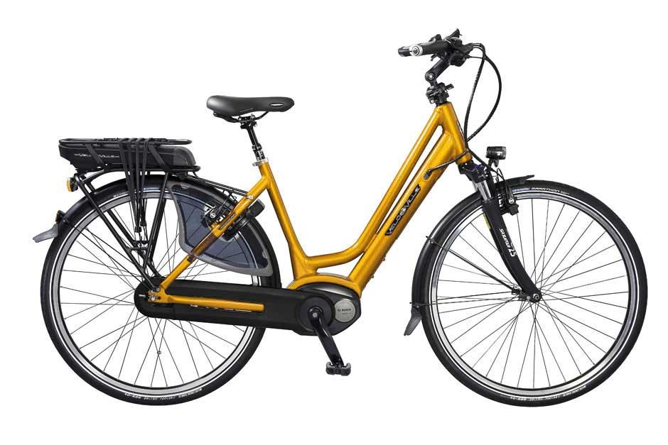 Citybike - Vello de Ville CEB 800 Holland in gelb