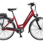 City-Bike Vello de Ville CEB 800 rot