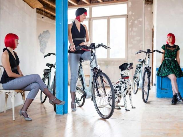 Velo de Ville Bike à la carte
