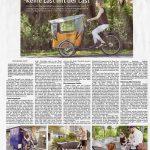 """Nürnberger Nachrichten Artikel """"Kein Last mit der Last"""""""