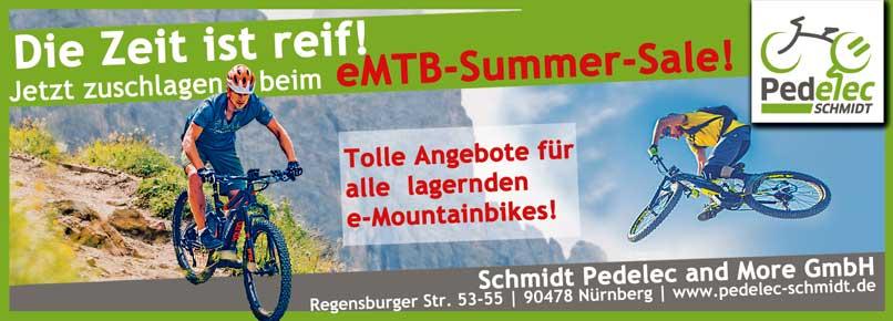 eMTB Summer-Sale