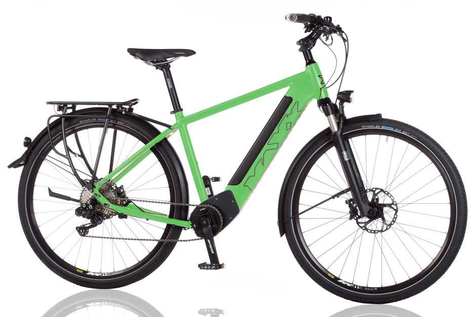 Crossmax grün