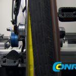 e-Bike-Test Rad von Conrad