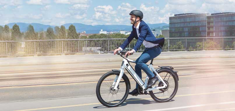 Stromer ST2 das ultimative Businessbike