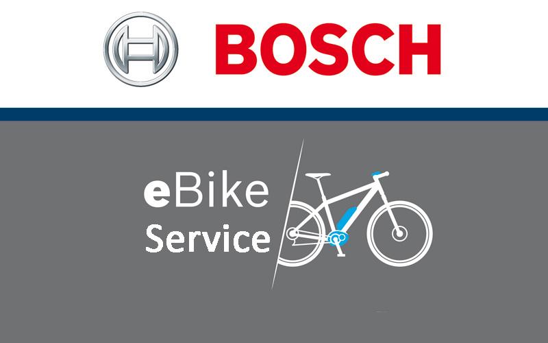 Bosche eBike Service