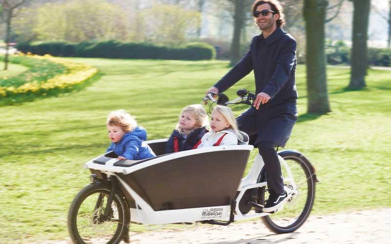 familien und lasten e bike schmidt pedelec n rnberg. Black Bedroom Furniture Sets. Home Design Ideas