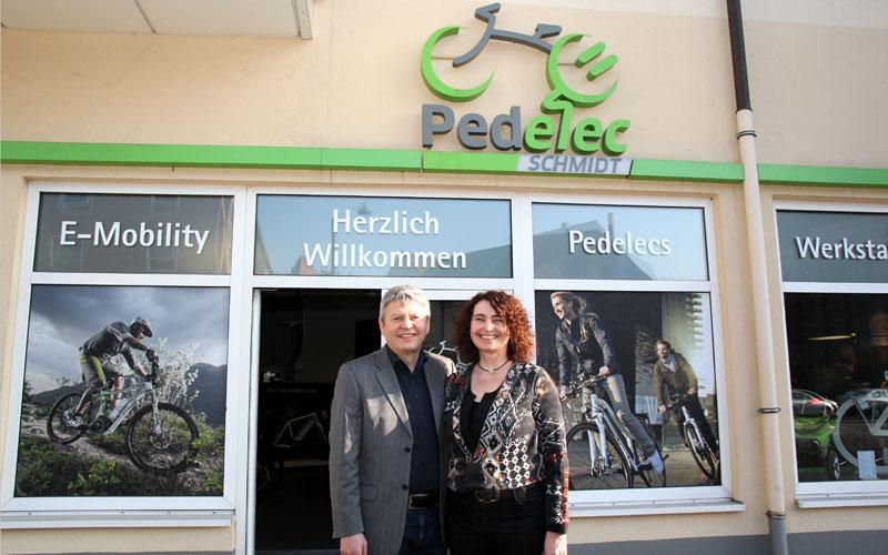 Elke und Bernhard Schmidt