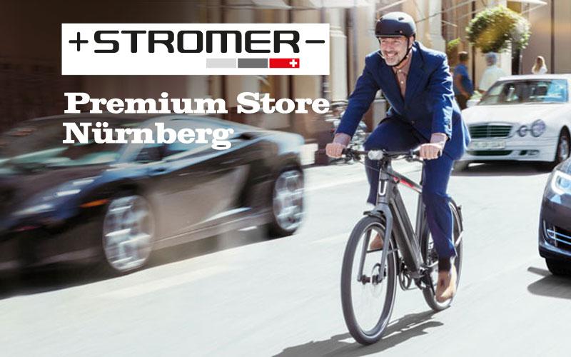 Stromer Premiumstore Nürnberg