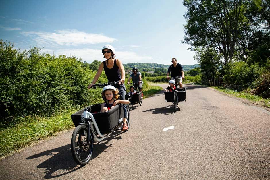 Douze Cycles Familienausflug