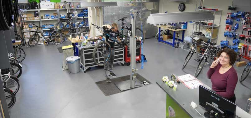 eBike-Werkstatt Schmidt Pedelec