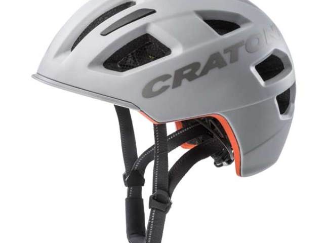 Cratoni Pure matt-grau