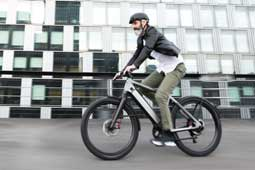 Stromer ST5 in Aktion