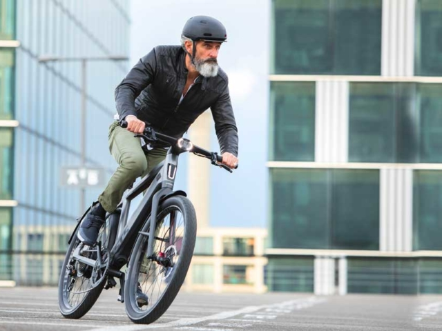 STROMER ST5 s-Pedelec in Action