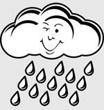 Probefahrt bei schlechtem Wetter