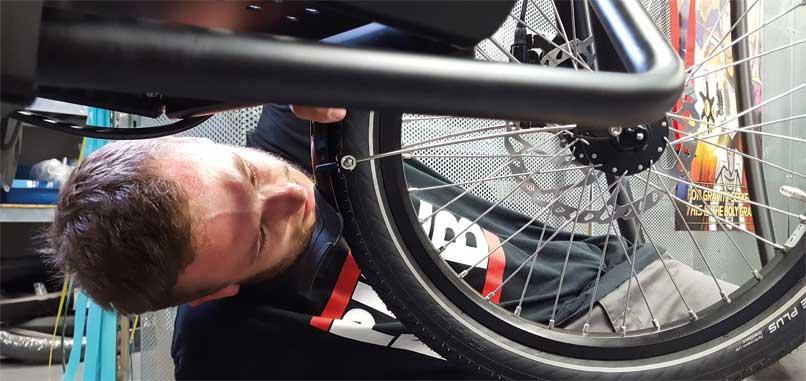 Zweiradmechaniker / Zweiradmechtroniker