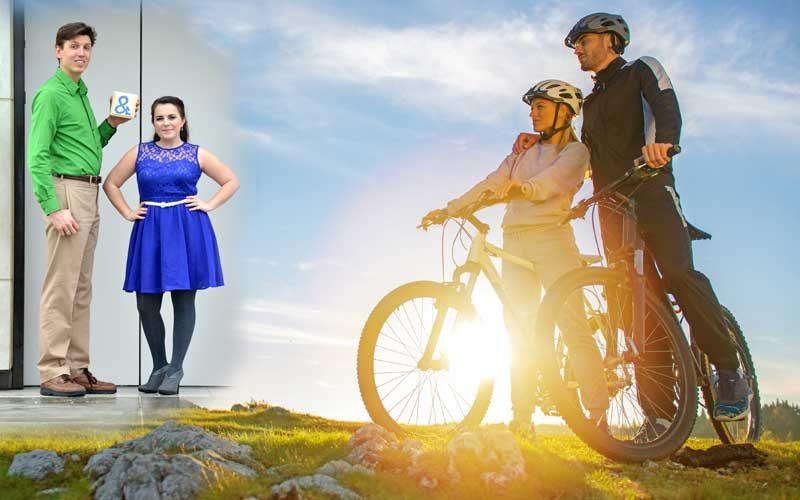 Beitragsbild e-Bike für kleine Personen